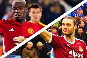 Manchester United Hospitality - Man United v West Ham - Old Trafford