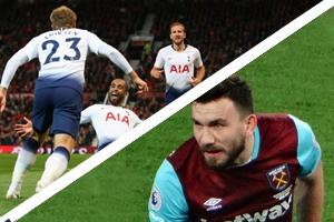 Tottenham Hotspur v West Ham Hospitality
