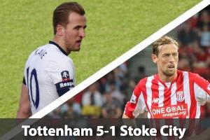 Tottenham Hotspur Hospitality - Tottenham v Stoke - Wembley Stadium