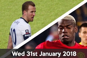 Tottenham Hotspur Hospitality - Tottenham v Man United - Wembley Stadium