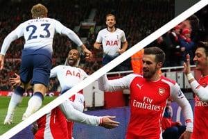 Tottenham Hotspur Hospitality - Spurs v Arsenal Tickets - Tottenham Hotspur Stadium