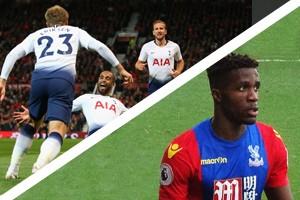 Tottenham Hotspur Hospitality - Spurs v Crystal Palace - Tottenham Hotspur Stadium