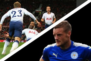 Tottenham v Leicester City