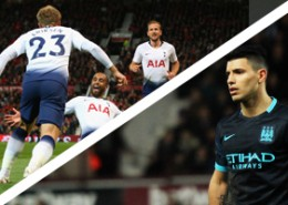 Spurs v Man City