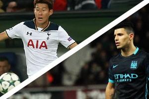 Tottenham Hotspur Hospitality - Tottenham v Man City - Wembley Stadium