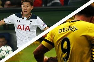Tottenham Hotspur Hospitality - Tottenham v Watford - Wembley Stadium