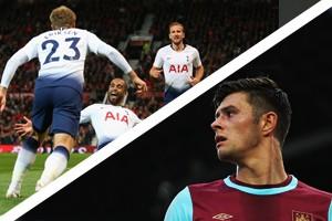 Tottenham Hotspur Hospitality - Spurs v West Ham - Tottenham Hotspur Stadium