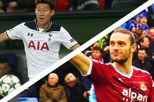 Tottenham Hotspur Hospitality - Tottenham v West Ham - Wembley Stadium