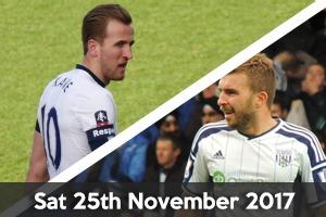 Tottenham Hotspur Hospitality - Tottenham v West Brom - Wembley Stadium