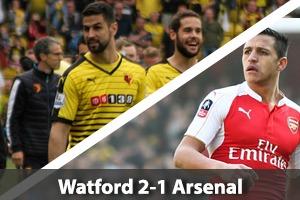 Watford Hospitality - Watford v Arsenal - Vicarage Road