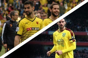 Watford Hospitality - Vicarage Road - Watford v Burnley