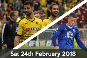 Watford Hospitality - Watford v Everton - Vicarage Road