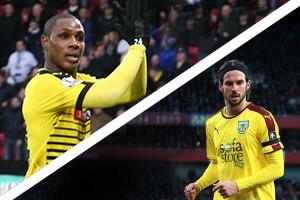 Watford v Burnley Hospitality Packages - Vicarage Road