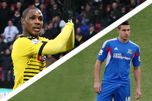 Watford v Hull City Hospitality Packages - Vicarage Road