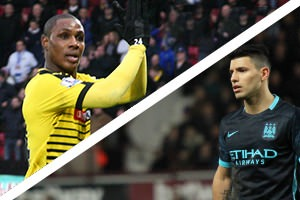Watford v Manchester City hospitality packages - Vicarage Road
