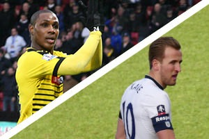 Watford v Tottenham Hotspur Hospitality Packages - Vicarage Road