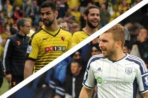 Watford Hospitality - Vicarage Road - Watford v West Bromwich Albion
