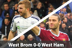 West Bromwich Albion Hospitality - West Brom v West Ham - The Hawthorns