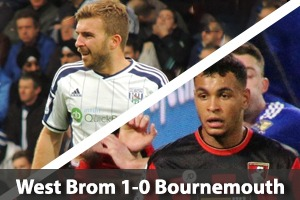 West Bromwich Albion Hospitality - West Brom v Bournemouth - The Hawthorns