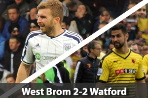 West Bromwich Albion Hospitality - West Brom v Watford - The Hawthorns