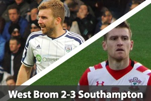 West Bromwich Albion Hospitality - West Brom v Southampton - The Hawthorns