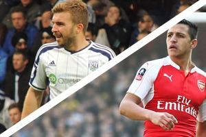 West Bromwich Albion Hospitality - The Hawthorns - West Brom v Arsenal
