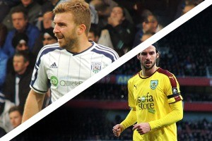 West Bromwich Albion Hospitality - The Hawthorns - West Brom v Burnley