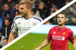 West Bromwich Albion Hospitality - The Hawthorns - West Brom v Liverpool