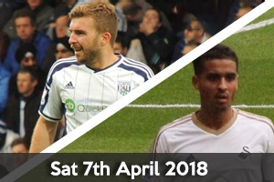 West Bromwich Albion Hospitality - West Brom v Swansea - The Hawthorns