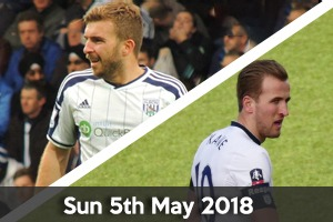 West Bromwich Albion Hospitality - West Brom v Tottenham - The Hawthorns