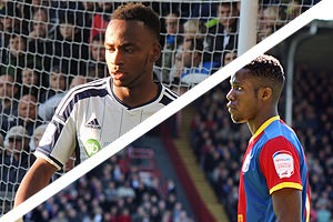 West Bromwich Albion v Crystal Palace Hospitality - Hawthorns - Richardson Suite