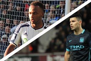 West Bromwich Albion v Manchester City - Hawthorns - Richardson Suite