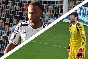 West Bromwich Albion v Middlesbrough hospitality Packages - Richardson Suite - Hawthorns