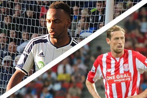 West Bromwich Albion v Stoke City hospitality packages - Hawthorns - Richardson Suite
