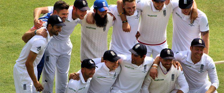 England v Pakistan english squad 2016