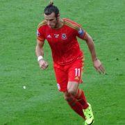 Euro 2016 Gareth Bale Wales