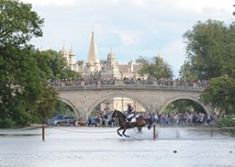 Burghley Horse Trials - Hospitality Packages - Burghley VIP Restaurant