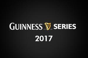 Aviva Stadium Hospitality - Guinness Series 2017