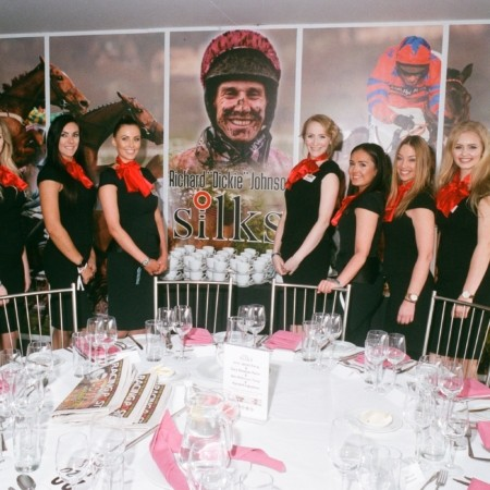 Cheltenham Festival Hospitality - Silks Restaurant Package