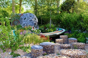 Chelsea Flower Show Tuesday