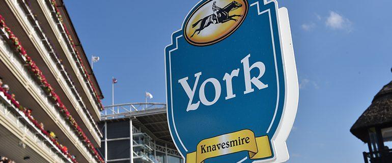 York Ebor Festival Horse Racing