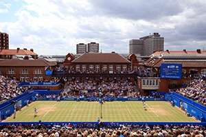 Aegon Championships The Queen's Club - Day One - Corporate Hospitality Packages and VIP Tickets