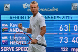 Aegon Championships The Queen's Club - Day Three - Corporate Hospitality Packages and VIP Tickets
