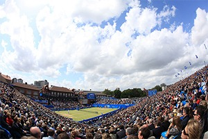 Aegon Championships The Queen's Club - Day Two - Corporate Hospitality Packages and VIP Tickets