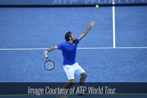ATP World Tour Finals - O2 Arena - Day Five - Corporate Hospitality Packages