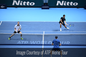 ATP World Tour Finals - O2 Arena - Day Six - Corporate Hospitality Packages