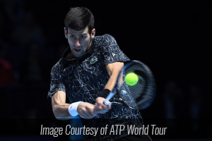 ATP World Tour Finals - O2 Arena - Day Three - Corporate Hospitality Packages
