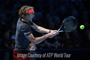 ATP World Tour Finals - O2 Arena - Day Two - Corporate Hospitality Packages