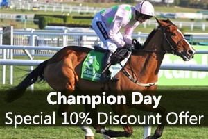 Cheltenham Festival Champion Day - Horse Racing