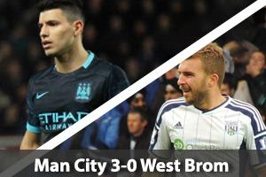 Manchester City Hospitality - Man City v West Brom - Etihad Stadium